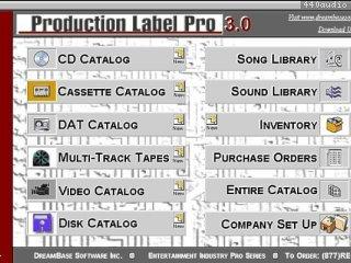 Production Label Pro