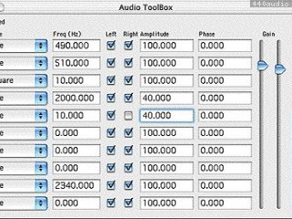 Mac Audio Toolbox
