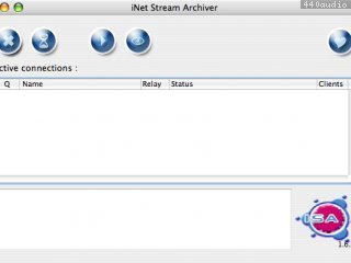 iNet Stream Archiver
