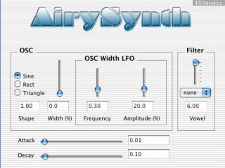 AirySynth