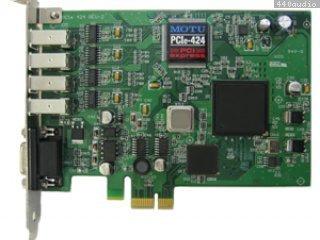 MOTU PCI-424