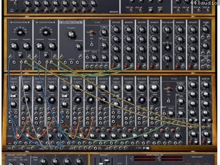 Moog Modular V