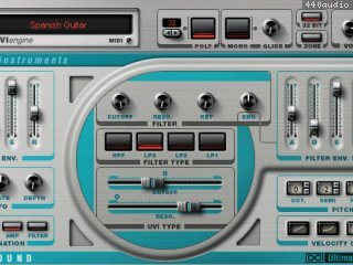 Plugsound vol.2 - Fretted