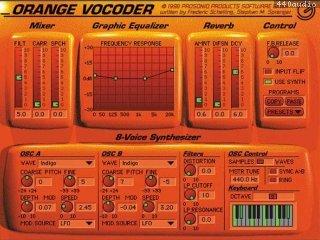 OrangeVocoder