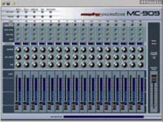 MC-909 editor