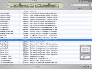 iTunes BPM inspector