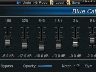 Blue Cat's Liny EQ