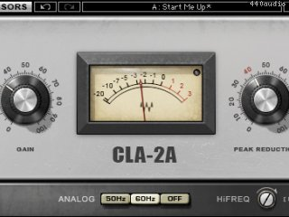 Chris Lord-Alge Classic Compressors