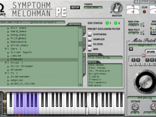 Symptohm Melohman PE