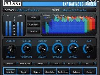 LXP Native Reverb