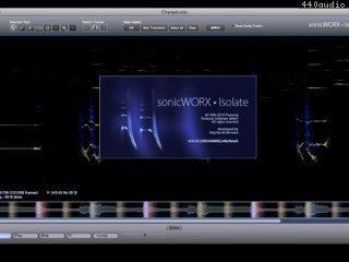 sonicWORX Isolate