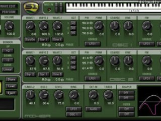 Synthesizer One