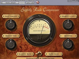 Slightly Rude Compressor