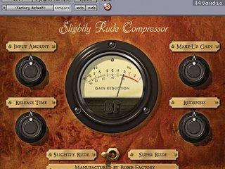 Slightly Rude Compressor