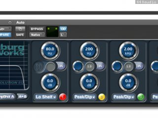 MDW Hi-Res Parametric EQ