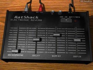 Ratshack Reverb