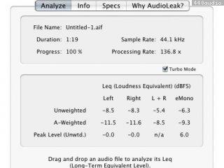AudioLeak