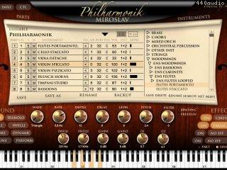 Philharmonic Miroslav