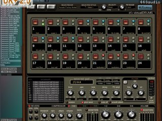DK Virtual Drums