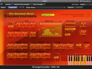 OrangeVocoder 10AE