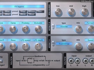 Warmverb Multi-FX