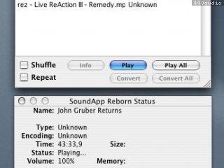 SoundApp Reborn