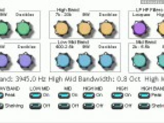 5 Band Parametric EQ
