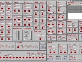 VS-2 Virtual Synthesizer