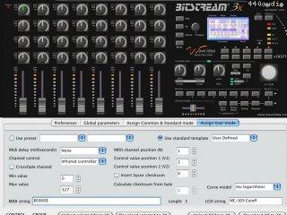 Bitstream 3X configuration software