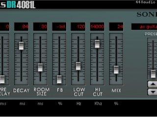 4081L Digital Reverberator