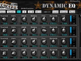 Dynamic EQ