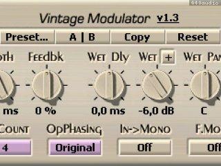 Vintage Modulator