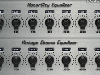M series EQ bundle