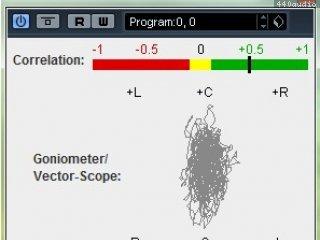 Gonio- & Correlation-Meter