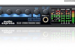 MOTU Universal Audio Installer