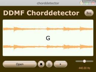 Chorddetector