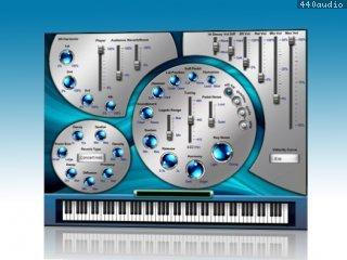 BlueStone Piano