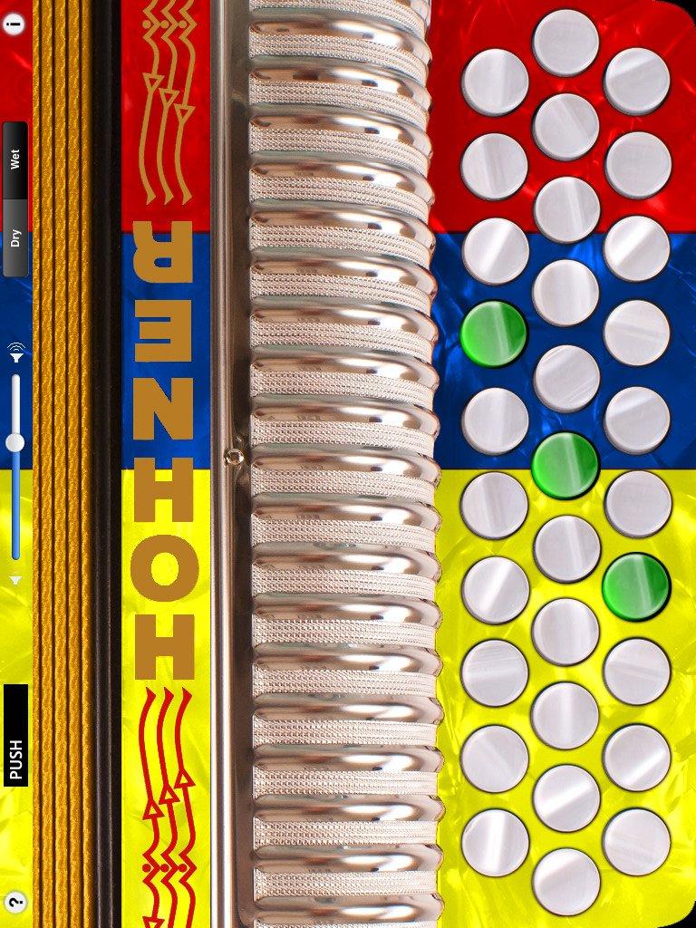 Hohner-BbEbAb SqueezeBox