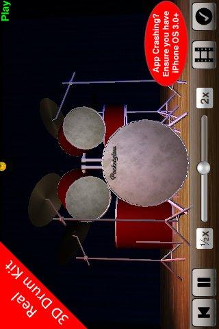 Spotlight Drums