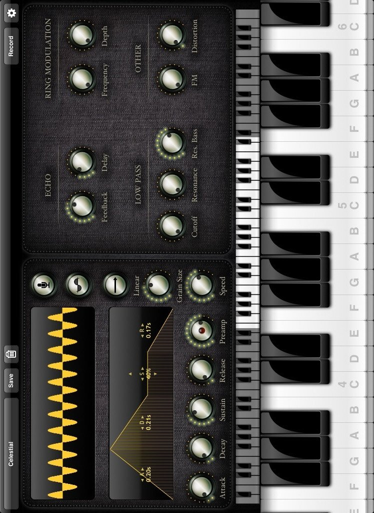 Sylo Synthesiser