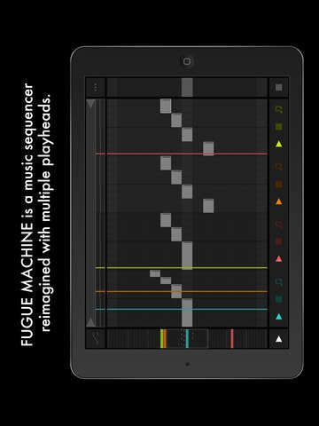 Fugue Machine | multi-playhead sequencer