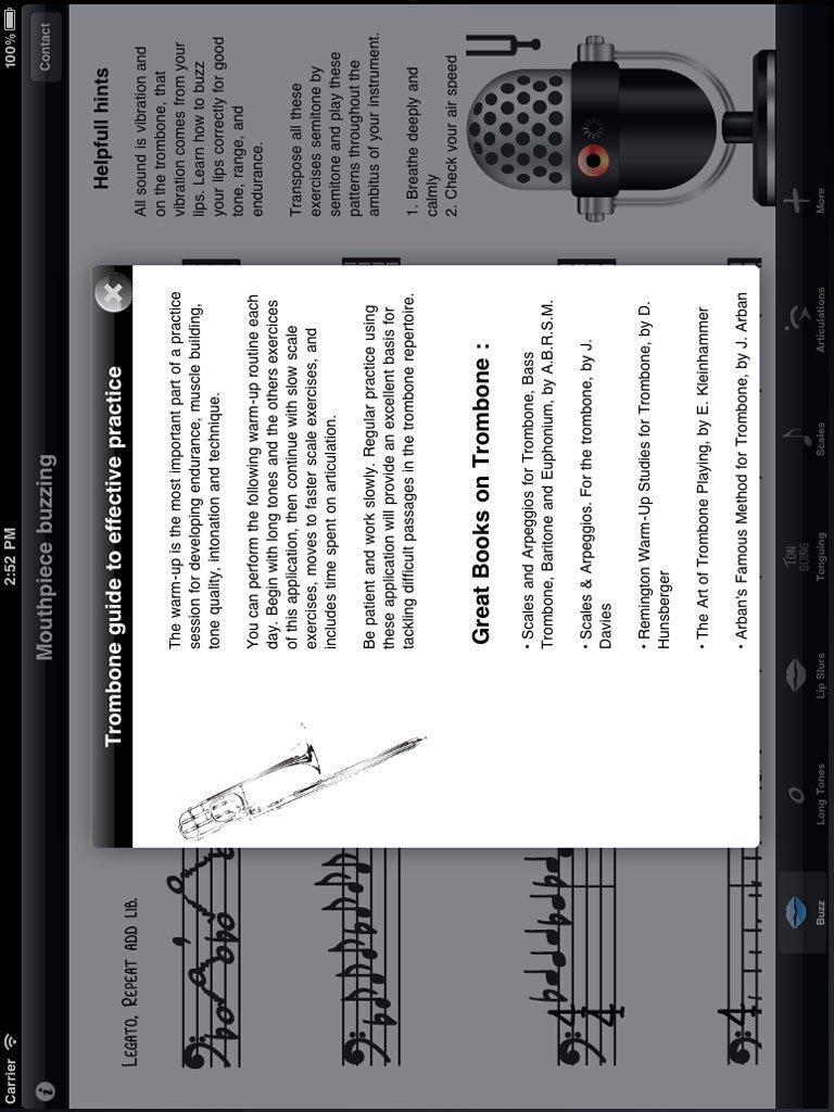 Trombone Guide