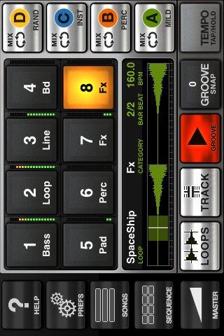 GrooveMaker D'n'B