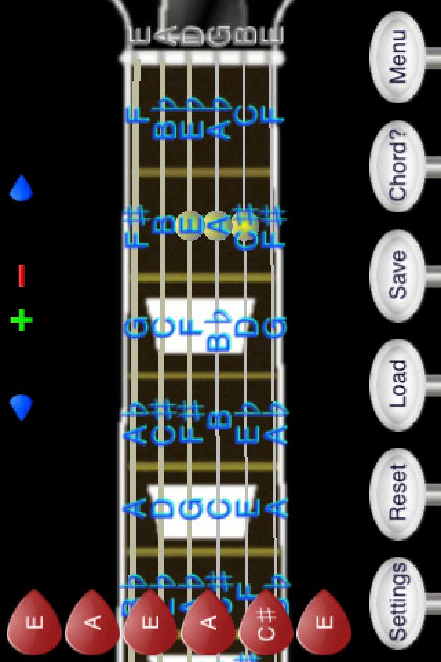 The Guitar App
