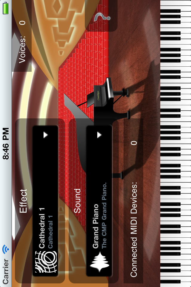 CMP Grand Piano