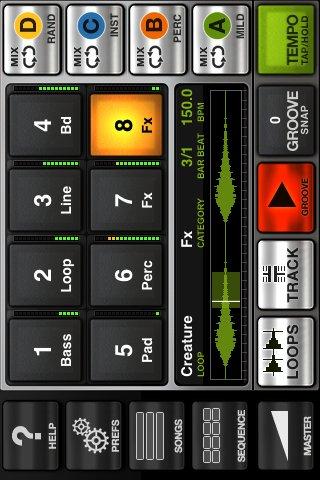 GrooveMaker Techno