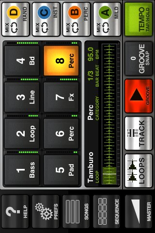 GrooveMaker Reggaeton