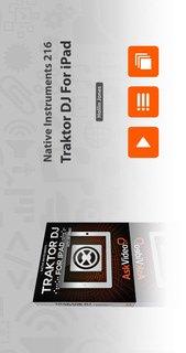 AV For Traktor DJ For iPad