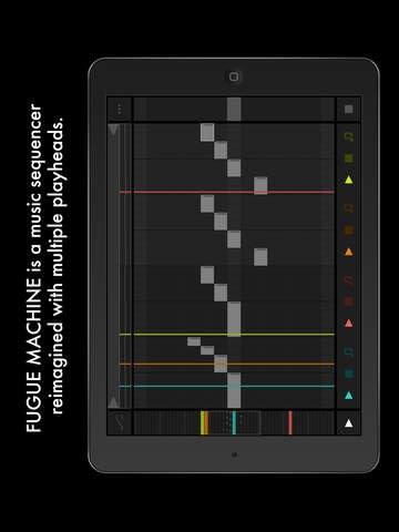 Fugue Machine : MIDI Sequencer