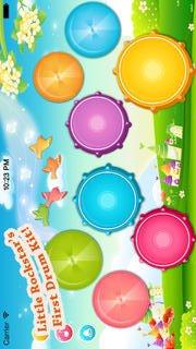 Baby Drums App